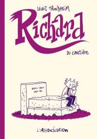Richard au cimetière