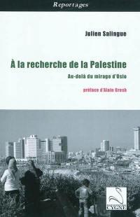 A la recherche de la Palestine