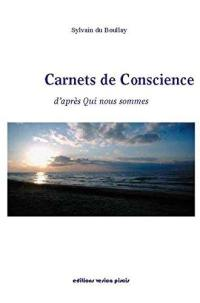 Carnets de conscience