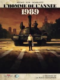 L'homme de l'année. Volume 16, L'inconnu de la place Tiananmen