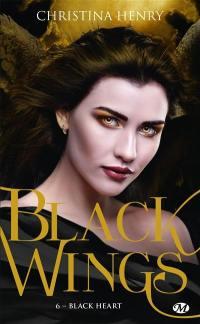 Black wings. Volume 6, Black heart