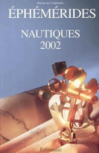 Ephémérides nautiques 2002