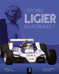 L'épopée Ligier en formule 1