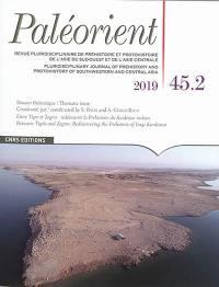 Paléorient. n° 45-2, Entre Tigre et Zagros