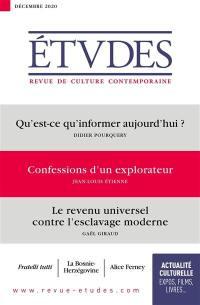 Etudes. n° 4277,