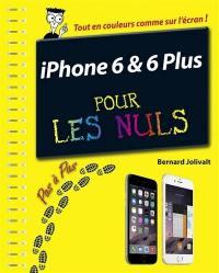 iPhone 6 & 6 Plus pour les nuls