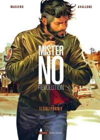 Mister No Revolution. Vol. 2. Californie