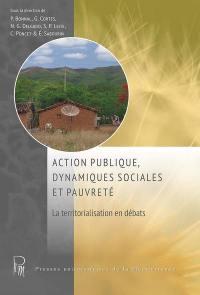 Action publique, dynamiques sociales et pauvreté