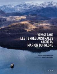 Voyage dans les Terres australes à bord du Marion Dufresne
