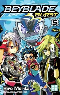 Beyblade burst. Volume 5,