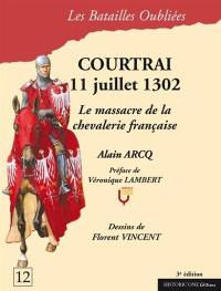 La bataille de Courtrai