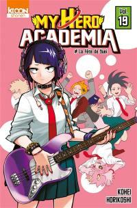 My hero academia. Volume 19, La fête de Yuei
