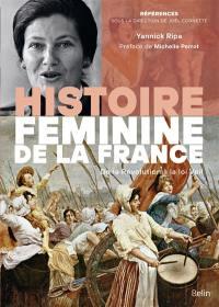 Histoire féminine de la France