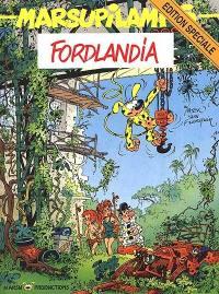 Marsupilami. Volume 6, Fordlandia