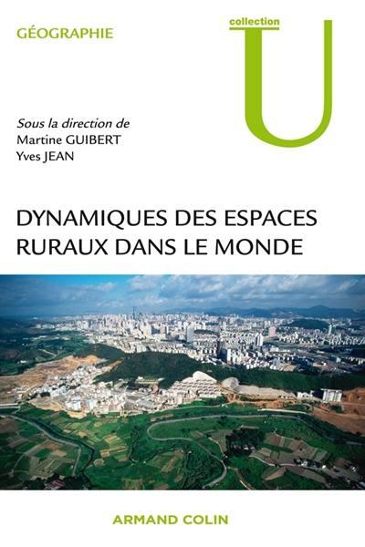 Dynamiques des espaces ruraux dans le monde