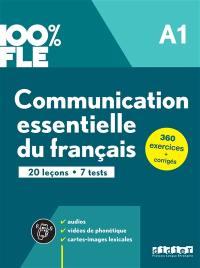 Communication essentielle du français A1