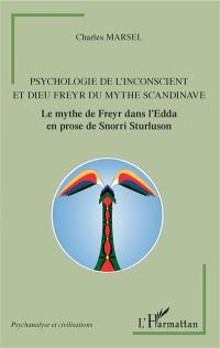 Psychologie de l'inconscient et dieu Freyr du mythe scandinave
