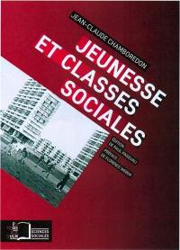 Jeunesse et classes sociales