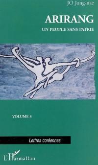 Arirang. Volume 8,