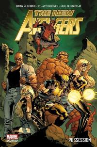 The new Avengers. Volume 8, Possession