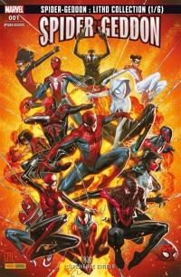 Spider-Man : Spider-Geddon. n° 1,