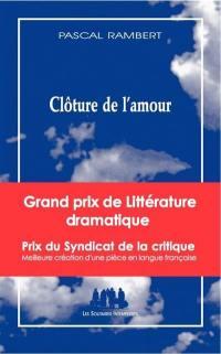 Clôture de l'amour