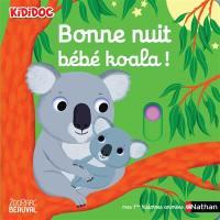 Bonne nuit bébé koala !