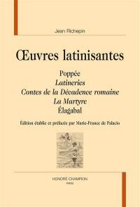 Oeuvres latinisantes
