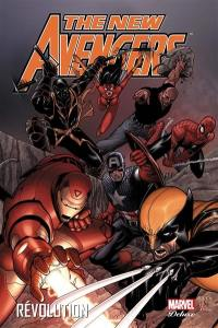 The new Avengers. Volume 3, Révolution
