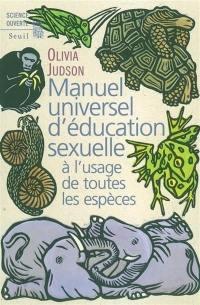 Manuel universel d'éducation sexuelle