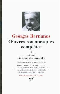 Oeuvres romanesques complètes. Volume 2,