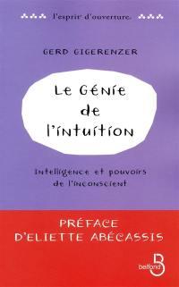 Le génie de l'intuition