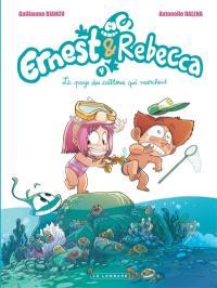 Ernest & Rebecca. Volume 4, Le pays des cailloux qui marchent
