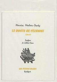 Le doute de Cézanne