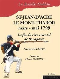 Saint-Jean-d'Acre & le mont Thabor