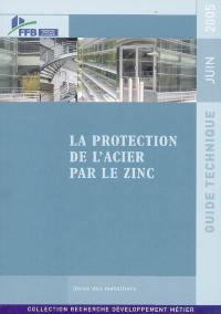 La protection de l'acier par le zinc