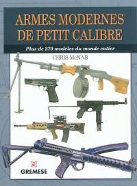 Armes modernes de petit calibre