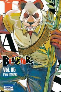 Beastars. Volume 5,