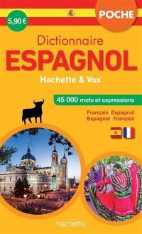 Dictionnaire de poche espagnol Hachette & Vox