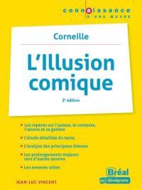 L'illusion comique, Corneille