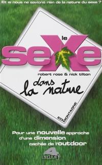 Le sexe dans la nature