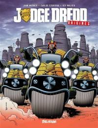 Judge Dredd. Volume 1, Origines