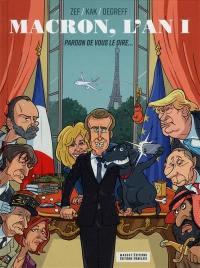 Macron, l'an I