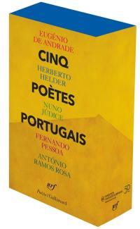 Cinq poètes portugais