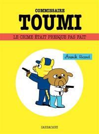 Commissaire Toumi
