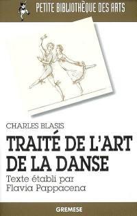 Traité de l'art de la danse