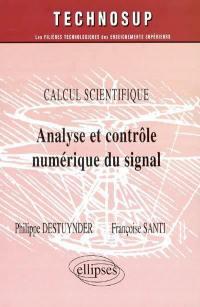 Analyse et contrôle numérique du signal
