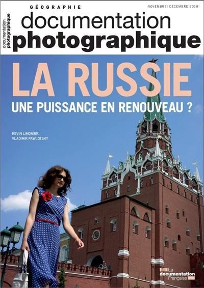 Documentation photographique (La). n° 8126, La Russie