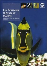 Les poissons tropicaux marins