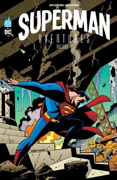 Superman aventures. Volume 4,